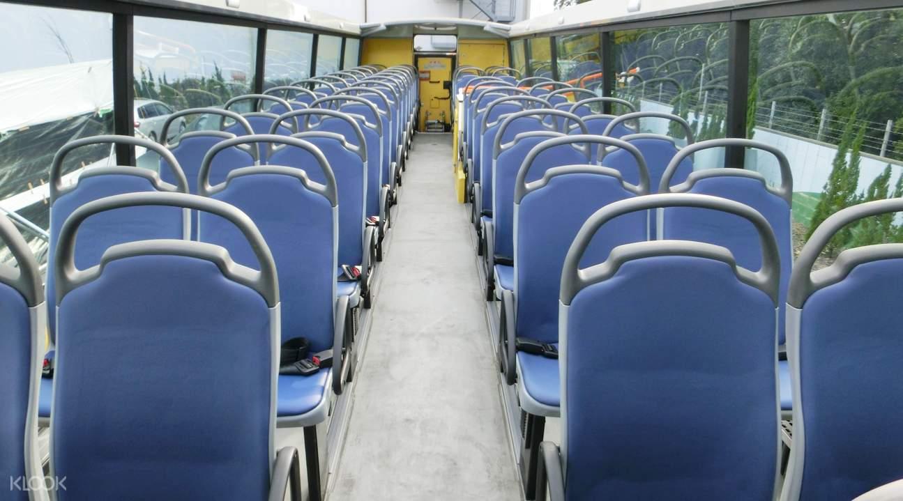 Osaka sightseeing bus
